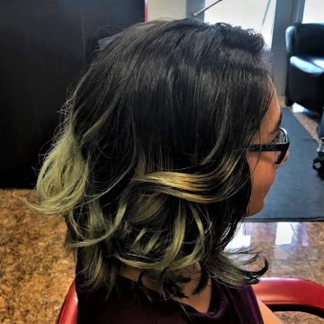 Professional Hair Colouring example image