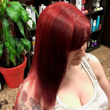 Professional Women's Hair Style example image